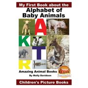 My First Book about the Alphabet of Baby Animals - Amazing Animal Books - Children's Picture Books