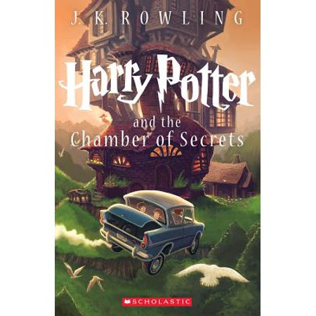 Harry Potter and the Chamber of Secrets (Harry Potter Chamber Of Secrets)