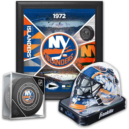 New York Islanders Ultimate Fan Collectibles Bundle - Includes Team Impact 15