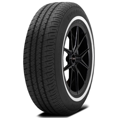 205 70r15 Firestone Fr710 With Uni T 95s White Wall Tire