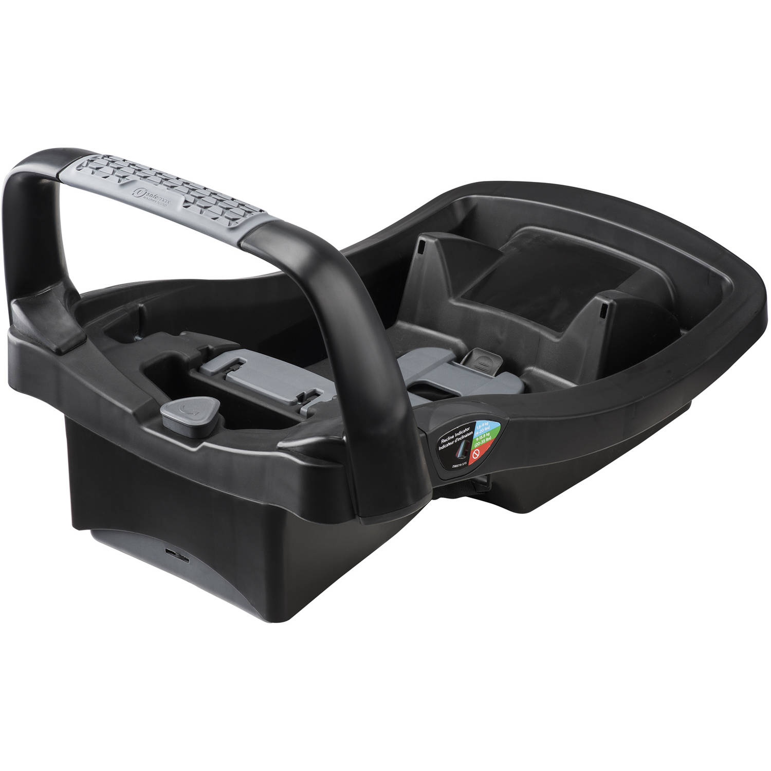 Evenflo SafeMax Infant Car Seat Base, Black