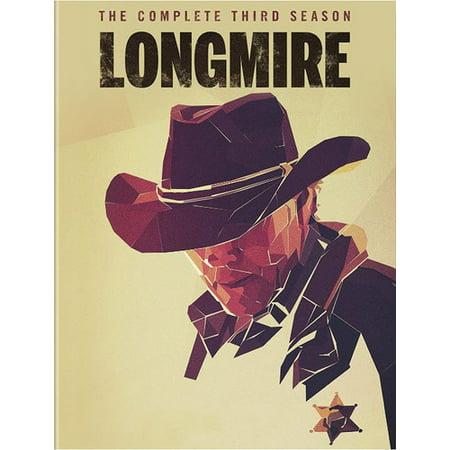 Complete Third Series Dvd - Longmire: The Complete Third Season (DVD)