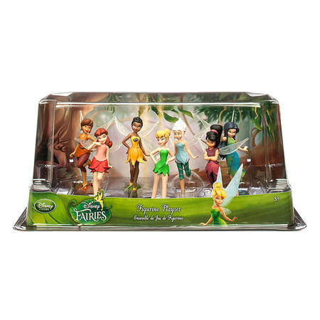 Disney Fairies Figurine Playset for $<!---->