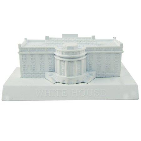 US White House Souvenir Metal Building Replica Die Cast Novelty Pencil - Horse Novelties