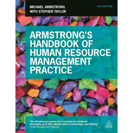 Armstrongs Handbook of Human Resource Management Practice by