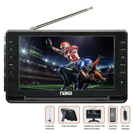 Naxa Nt 90 9  Portable Tv   Digital Multimedia Player