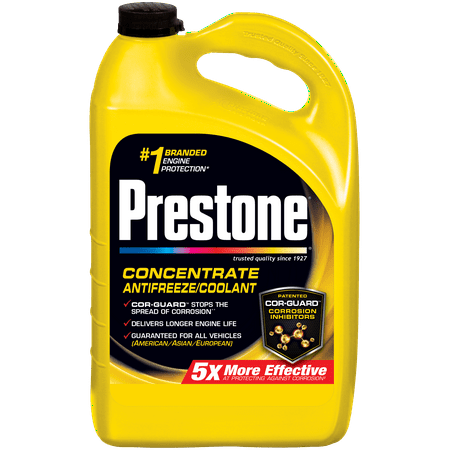 Prestone Extended Life Antifreeze/Coolant, 1 Gallon