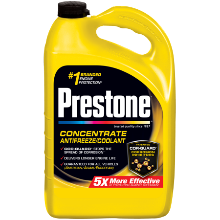 Prestone Extended Life Antifreeze/Coolant, 1 Gallon ()