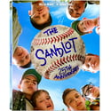 The Sandlot 25th Anniversary on Blu-ray