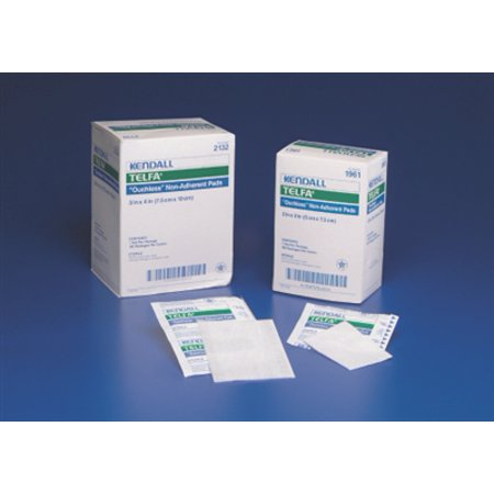 Non Sterile Dressing (Telfa Ouchless Non-Adherent Dressing, 2 X 3 Inch, Sterile, Covidien 1961 - Pack of 100)