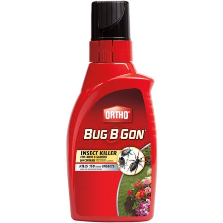 Ortho Bug B Gon Insect Killer For Lawns   Gardens Concentrate   32 Oz