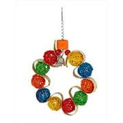Caitec 789 Vine Ball Braided Wreath 44/Ctn