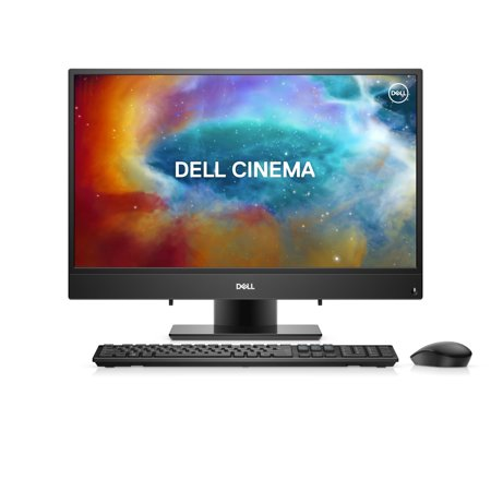 "Dell Inspiron 3475 Punisher 24 All-in-One (AIO) Desktop, 23.8"", AMD A9-9425, 8GB RAM, 1TB 5400 RPM HDD, Integrated graphics, i3475-A745BLK-PUS"