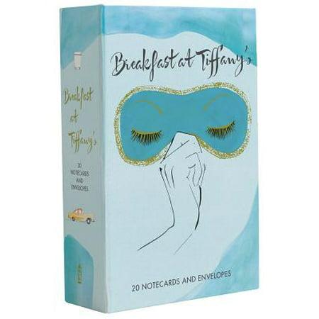 Breakfast at Tiffany's Notecards](Breakfast At Tiffany's Party)