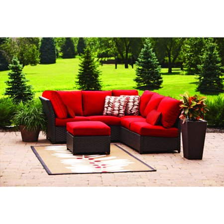 3pc Woven Sofa Set. 3pc Woven Sofa Set   Walmart com