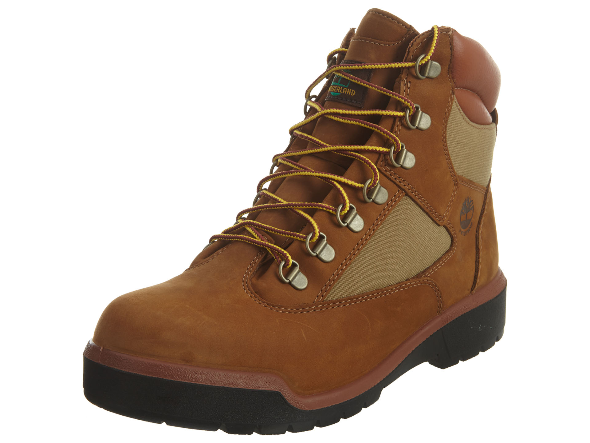 """Timberland 6 Field Boots Mens Style : Tb0a18bf"""" by Timberland"""