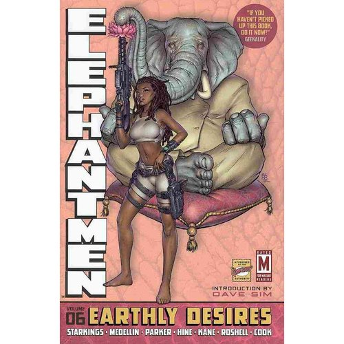 Elephantmen 6: Earthly Desires