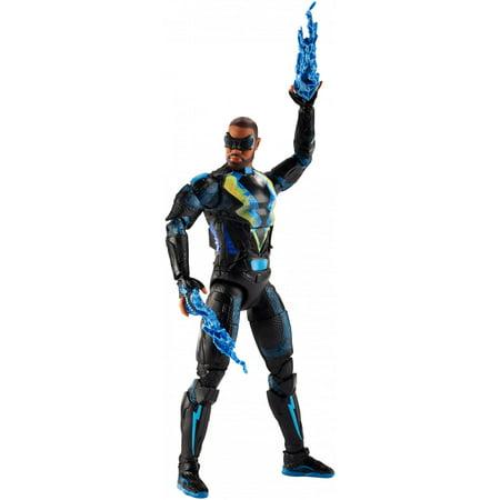 DC Comics Multiverse Black Lightning 6-Inch Action Figure Black Hand Dc Comics