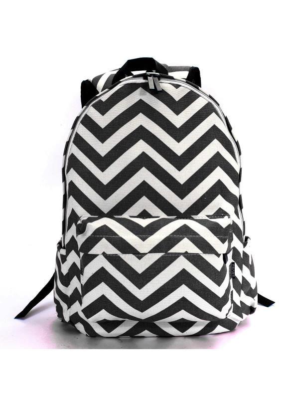 29CM Women Girl Canvas Backpack in Spanish Hiking Travel Shoulder Satchel Bag School Rucksack