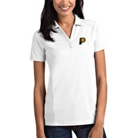 Indiana Pacers Antigua Women's Tribute Polo - White