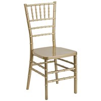 A Line Furniture Plaza Resin Ball Room Gold Chiavari Chairs Plaza Resin Ball Room Gold Chair 1