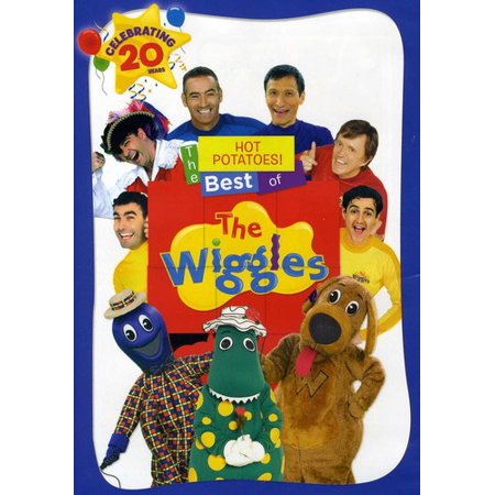 Wiggles: Hot Potatoes the Bo of the Wiggles