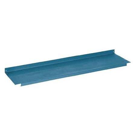 EDSAL PS3508B Lower Shelf,72 W x 15 D x 2 in. H,Blue