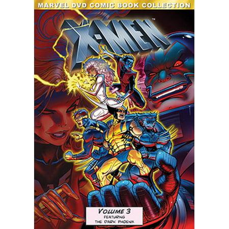 Mens Tv Shows (X-Men: Volume 3 (DVD))