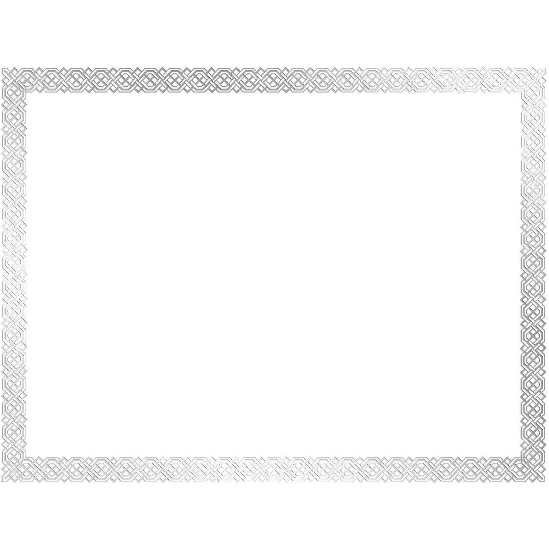 Silver Braided Foil Cf, 15 Foil