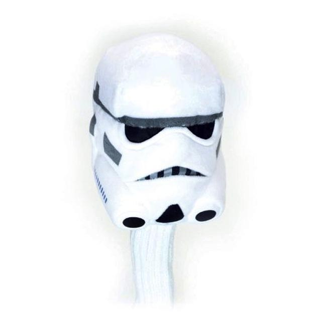 New Star Wars Stormtrooper 460cc Golf Driver Sock Headcover by Comic Images