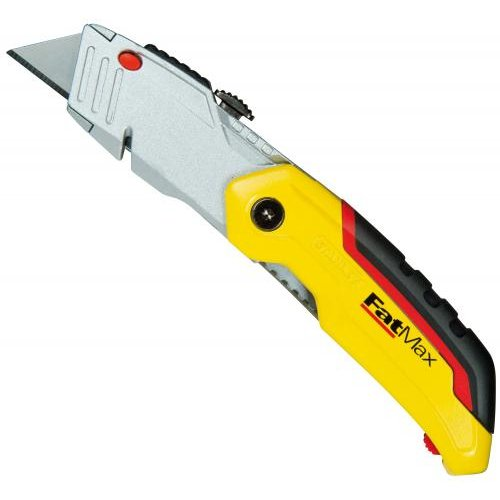 Stanley Hand Tools FatMax Retractable Folding Utility Knife 10-825