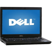 "Refurbished Dell 14.1"" E6410 Laptop PC with Intel Core i5 Processor, 4GB Memory, 128GB Solid State Drive and Windows 10 Pro"