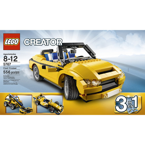 Creator Cool Cruiser Set LEGO 5767