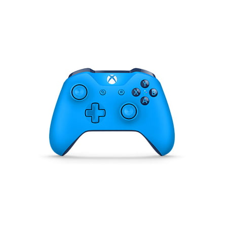 Microsoft Xbox One Bluetooth Wireless Controller, Blue,