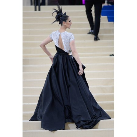 Celine Dion At Arrivals For Rei Kawakubo & Comme Des Garcons Costume Institute Gala - Arrivals 1 Metropolitan Museum Of Art New York Ny May 1 2017 Photo By Kristin (Celine New York Store)