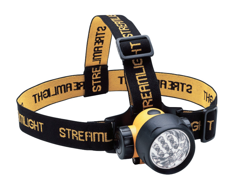 Streamlight Septor LED Headlamps, 3 AAA, 50 lumens by Streamlight®