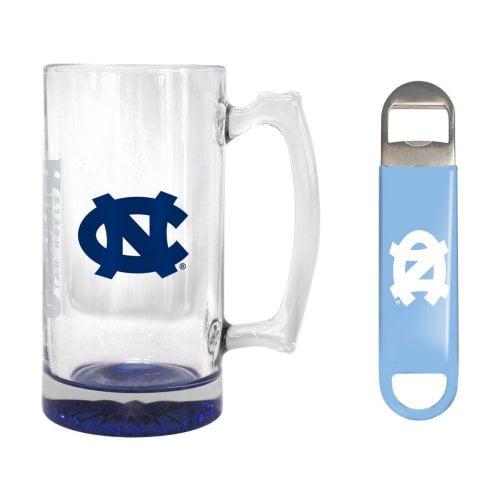 North Carolina Tar Heels 25 oz. Beer Mug Gift Set by