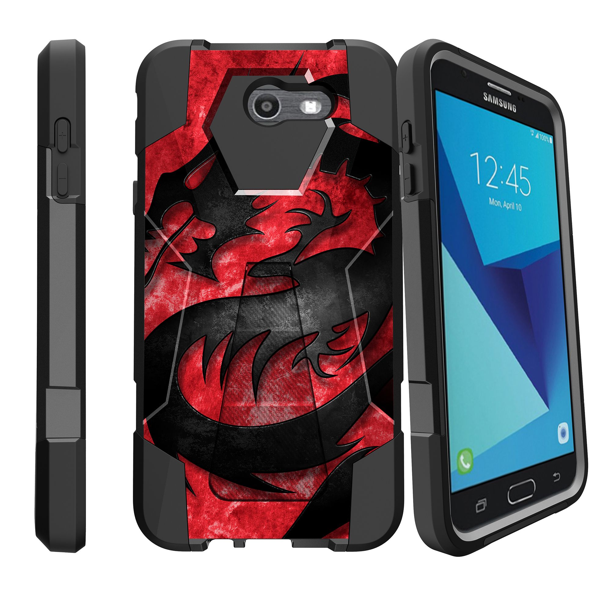 clip Fits Otterbox Wide Selection; Full Protection Defender Rugged Case Iphone 6 /6 Plus Cover