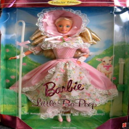 Barbie As Little Bo Peep Childrens Collector Edition - Bo Peep Outfit
