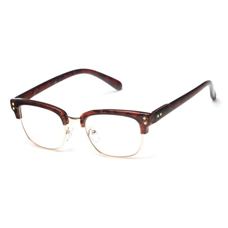bc3dd98477 Readers.com The Saginaw 50s and 60s-Inspired Browline for Men and Women  Reading Glasses - Walmart.com