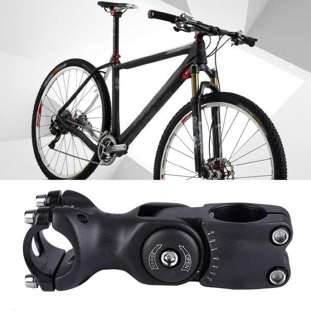 1* Aluminum MTB Bike Bicycle Adjustable Rise Up Handlebar Stem 90-130mm*31.8mm