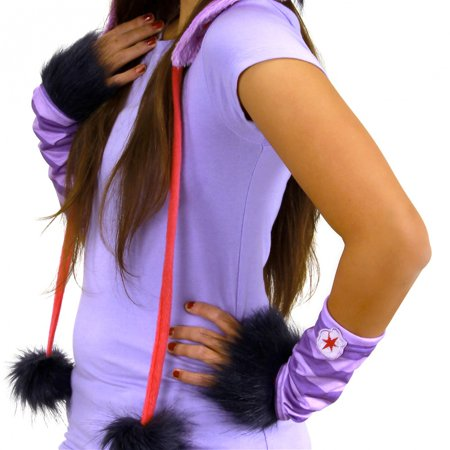 My Little Pony Twilight Sparkle Costume Glovettes - Twilight Sparkle Costume Ideas