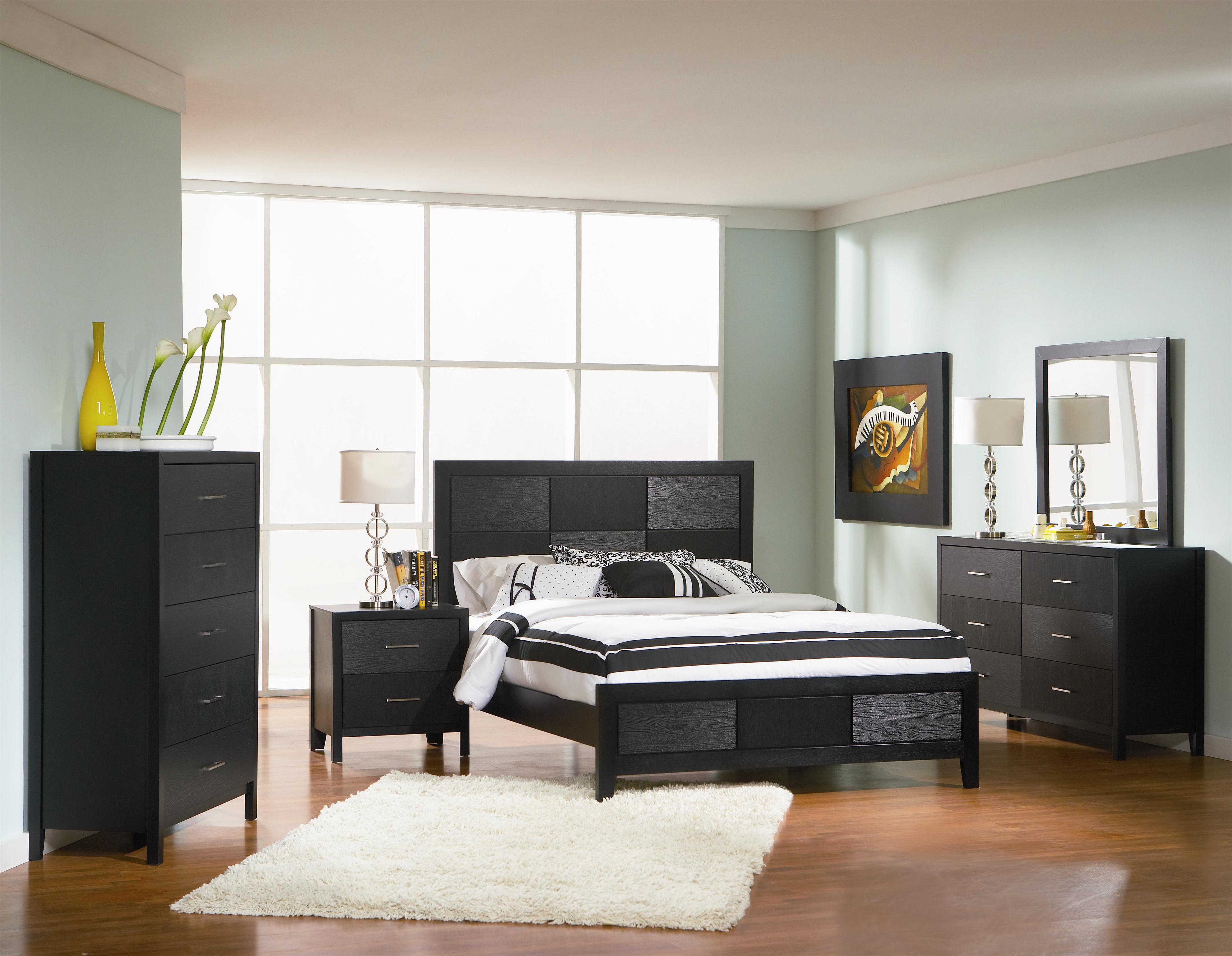 black modern glorious unique design queen size bed silver