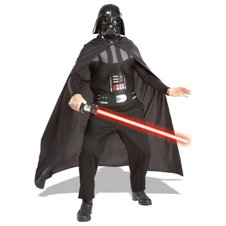 Darth Vader Adult Costume - Darth Vader Costume Pieces