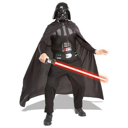 Darth Vader Rental Costume (Darth Vader Adult Costume)