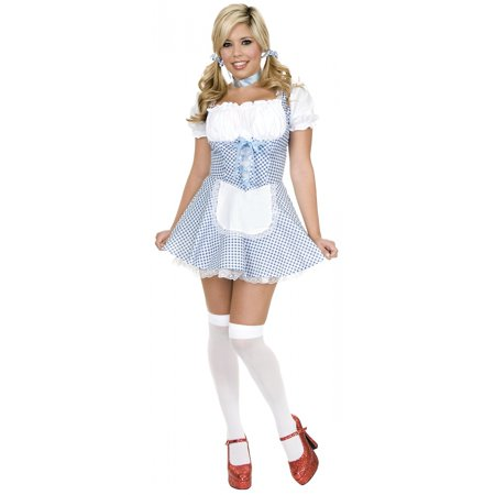 Dorothy Adult Costume - Medium