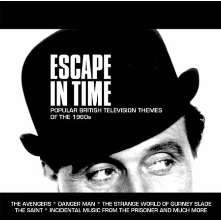 Escape in Time: Popular British Televison Themes (CD)](Popular Themes)