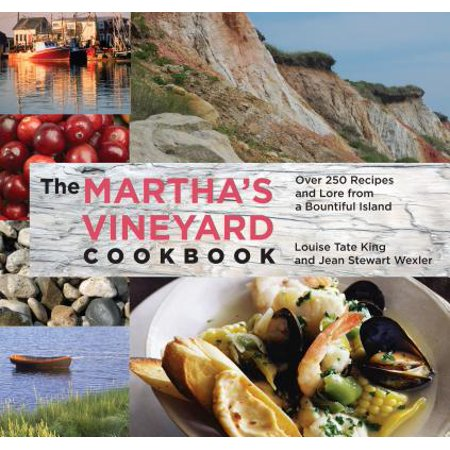 Martha's Vineyard Cookbook - eBook