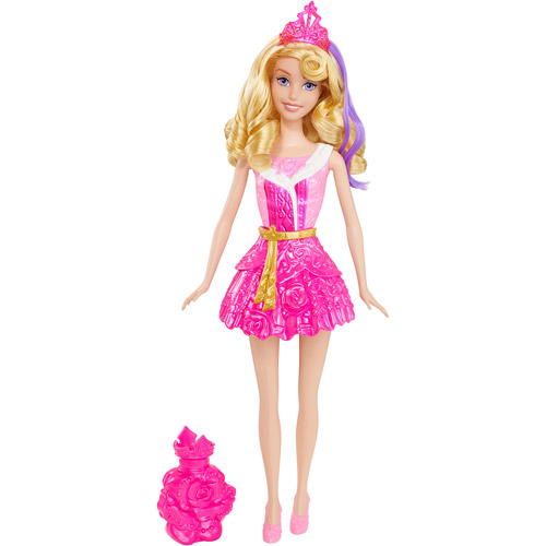 Disney Princess Magical Water Princess Aurora Doll by Mattel