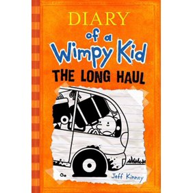 Diary of a wimpy kid box of books 1 8 the do it yourself book diary of a wimpy kid 9 long haul solutioingenieria Choice Image